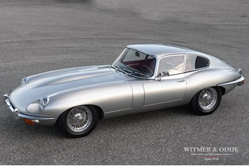 Jaguar E-type Series II 4.2 Coupe 5 speed '70 €89.950,-