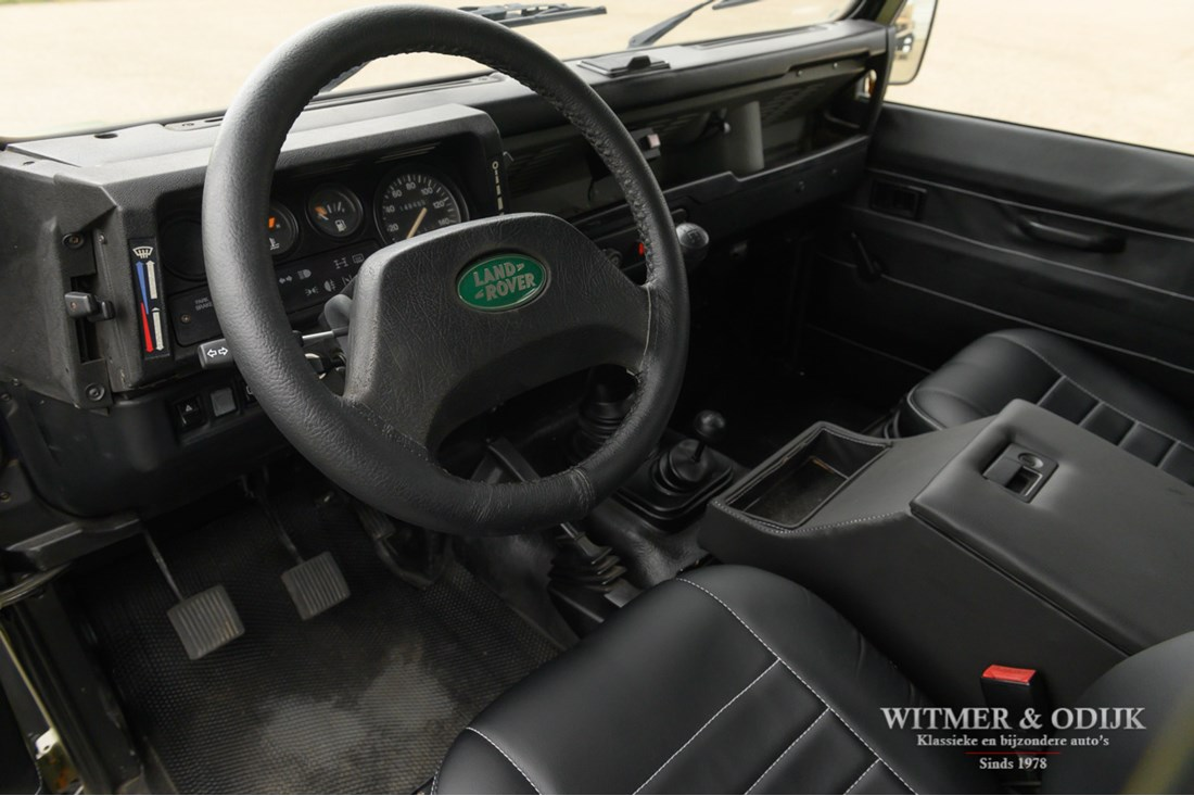Interieur Land Rover Defender benzine '97