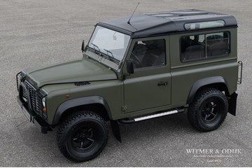 Land Rover Defender benzine '97