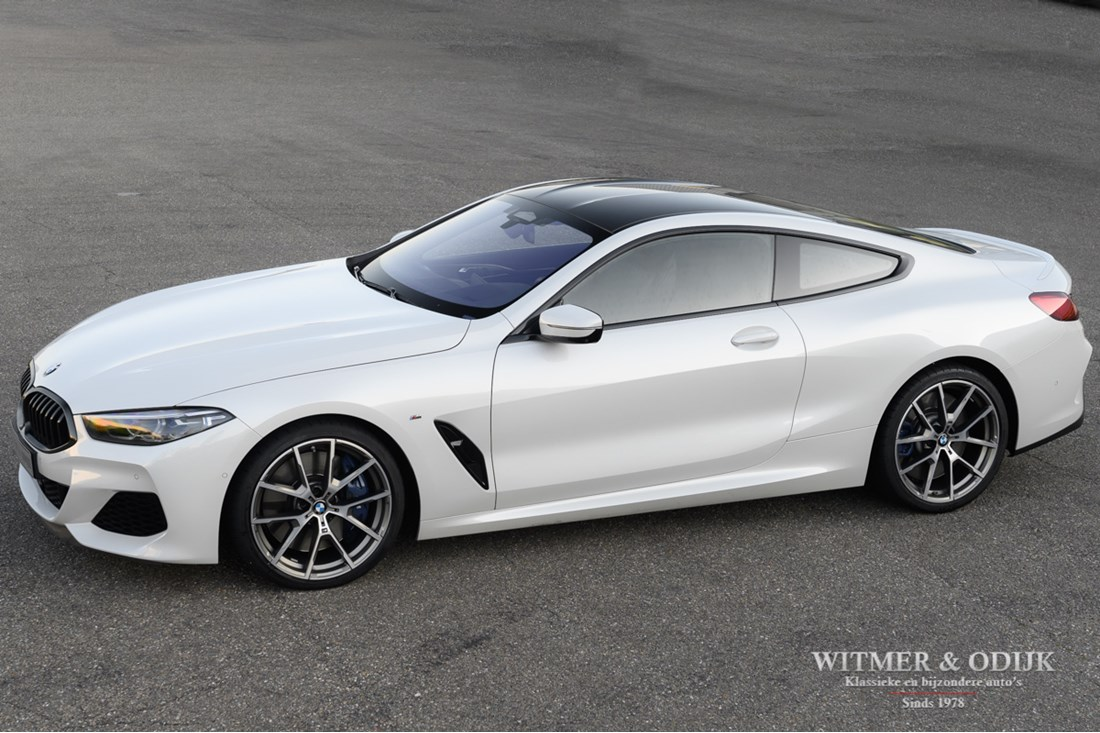 For sale: BMW M850I xDrive Coupe '19 1e eig. 20.000km NL-auto