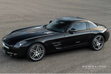 Mercedes Benz SLS Coupe 6.3 AMG '11 51.000km €184.950,-