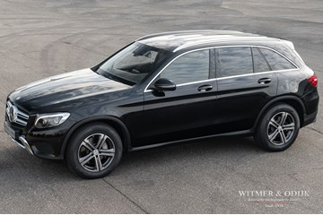 Mercedes Benz 250 GLC 4-MATIC Luxury Line '16 46.000km