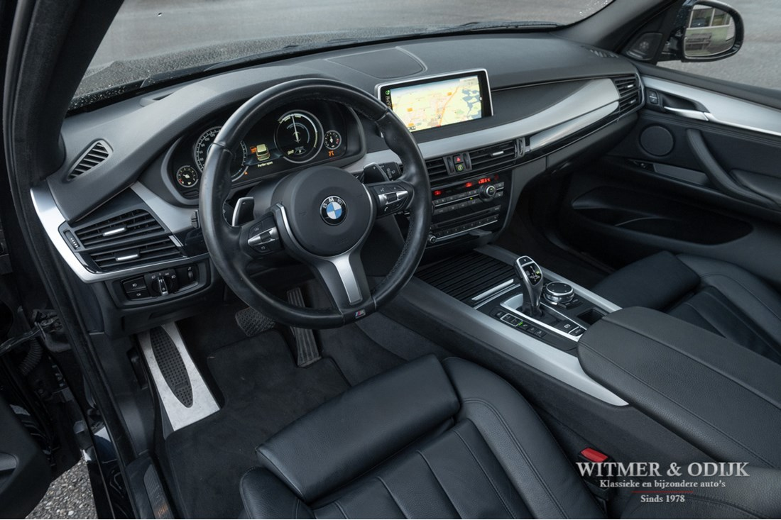Interieur BMW X5 3.5i X-Drive M-Sport High Executive '17 NL-auto 1e eig. 85.000km