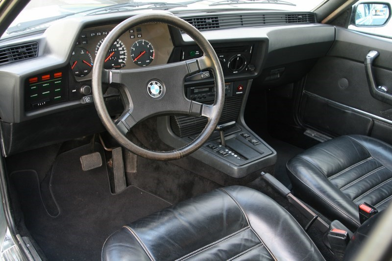 Te koop bmw 635 csi automaat 39 81 for Interieur 635 csi