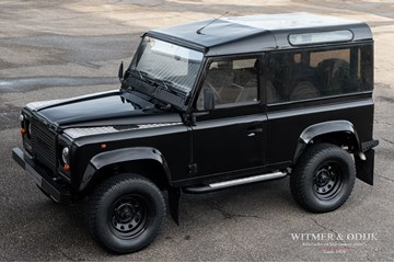 Land Rover Defender Benzine '96 €24.950,-