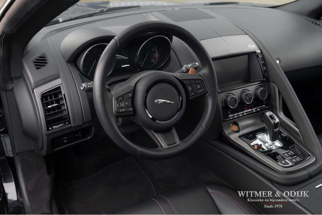 Interieur Jaguar F-type Coupe 3.0 S Supercharged '14 44.000km
