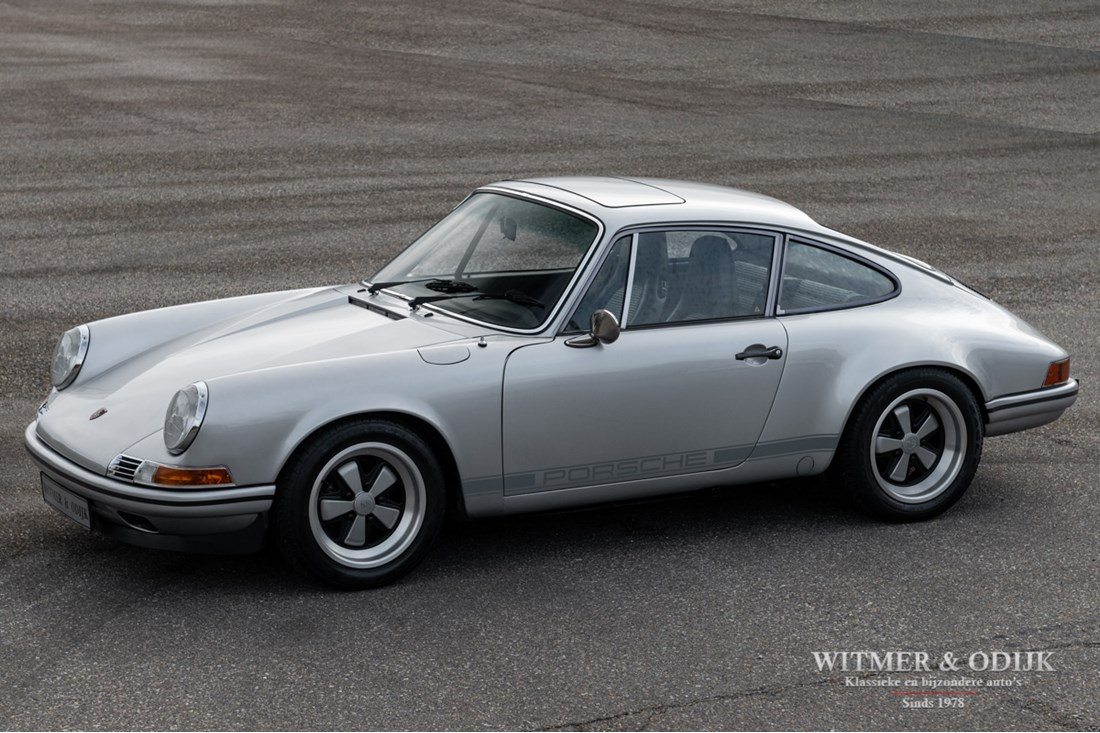 Te koop: Porsche 911-993 Rebel Classic WideBody Coupe 300HP
