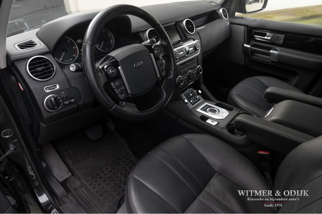Interieur Land Rover Discovery 4 HSE Luxury '15 87.000km 7-zits