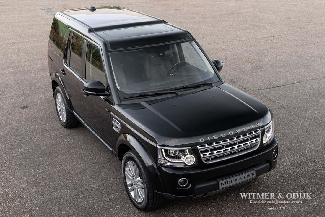 Exterieur Land Rover Discovery 4 HSE Luxury '15 87.000km 7-zits