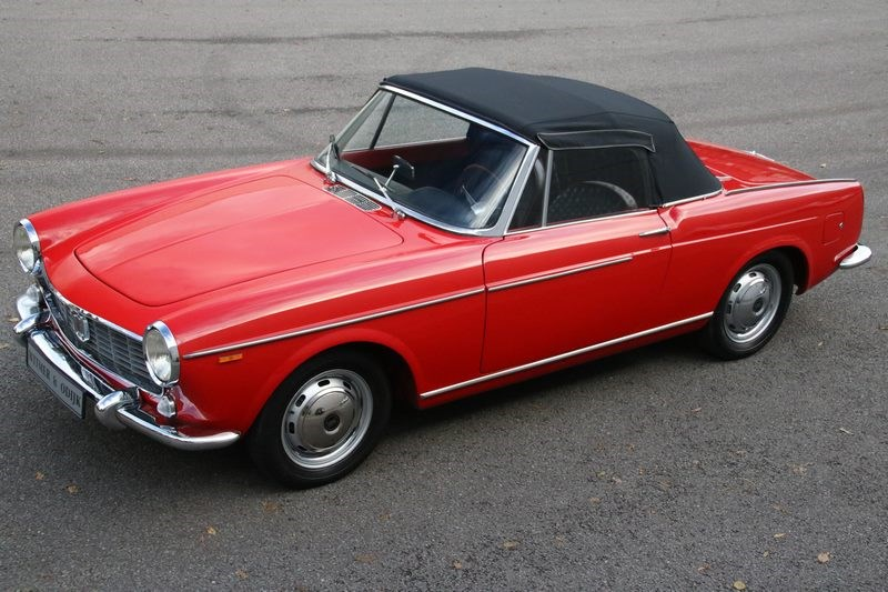 For sale: Fiat 1500 Cabriolet '64