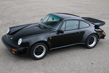 Porsche 930 Turbo Coupe '84 72.000km €99.930,-