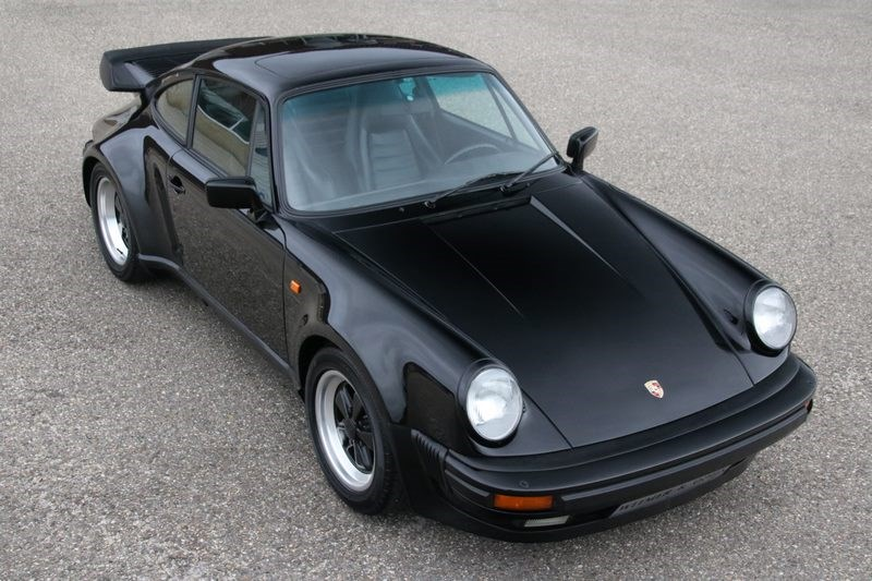 Exterieur Porsche 930 Turbo Coupe '84 72,000km €115,930,-