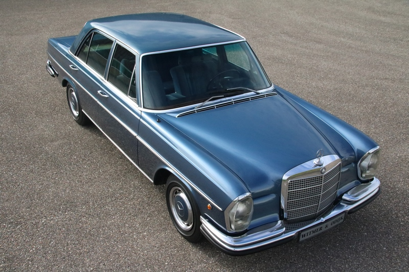 Classic Mercedes-Benz 280SL cars for sale | Classic and ...