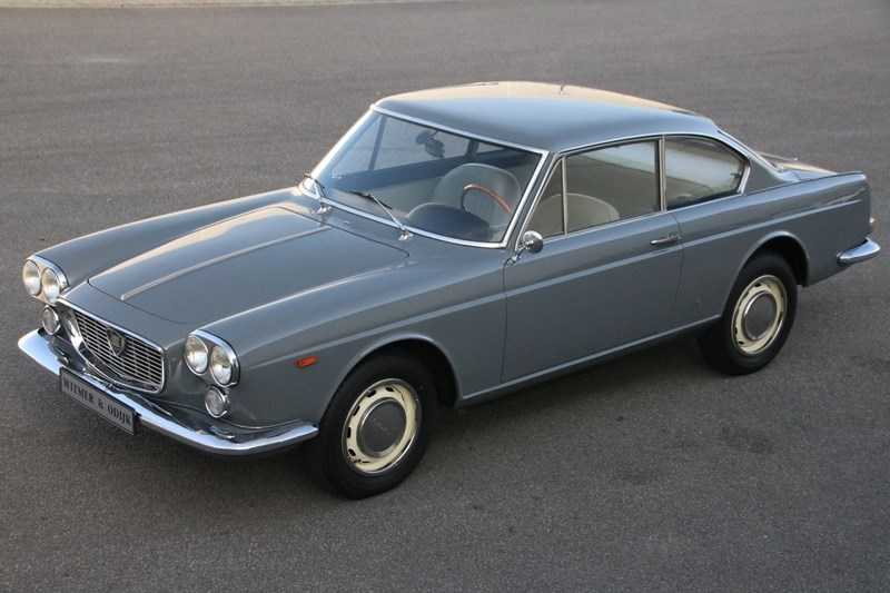 For sale: Lancia Flavia Coupe 1800 1st Series '67 €29,950,-
