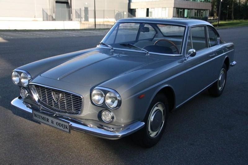 zu verkaufen: lancia flavia coupé 1800 serie 1 '67