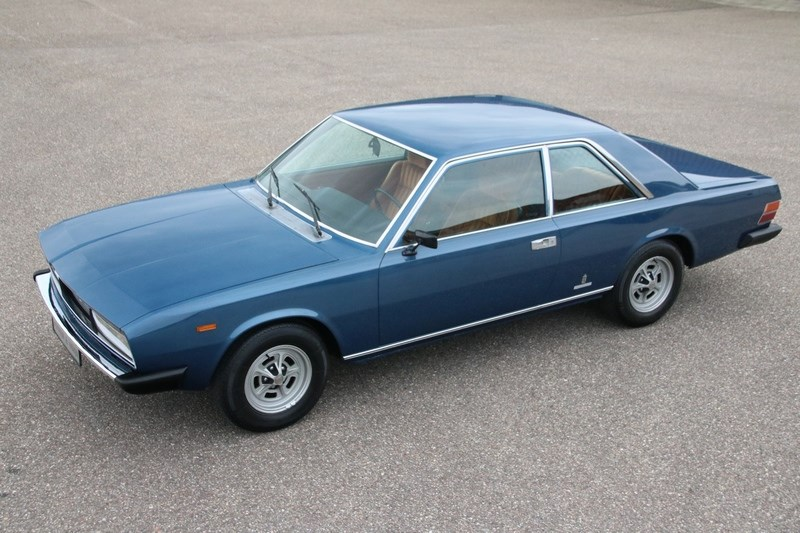 For sale: Fiat 130 Coupe Manual 'competition-ready' '72 €25,950,-