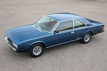 Fiat 130 Coupe Manual 'competition-ready' '72 €25,950,-