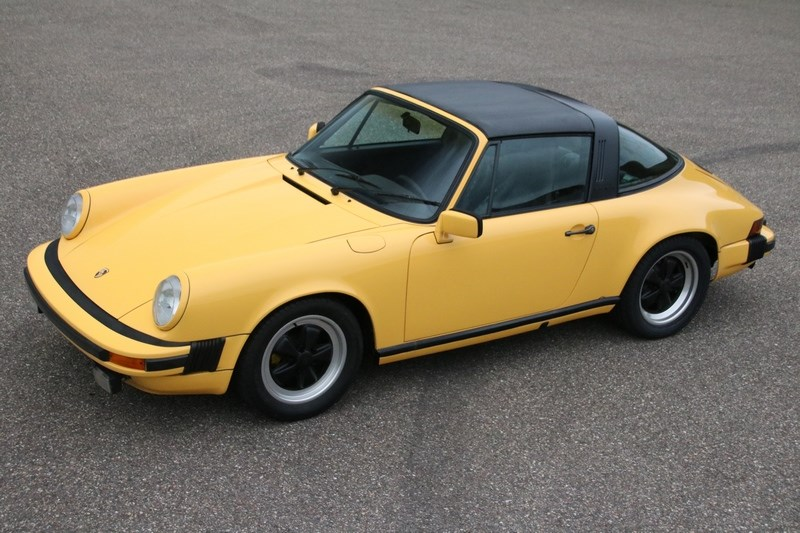For sale: Porsche 911 SC Targa '78 beautifully restored €55,911,-
