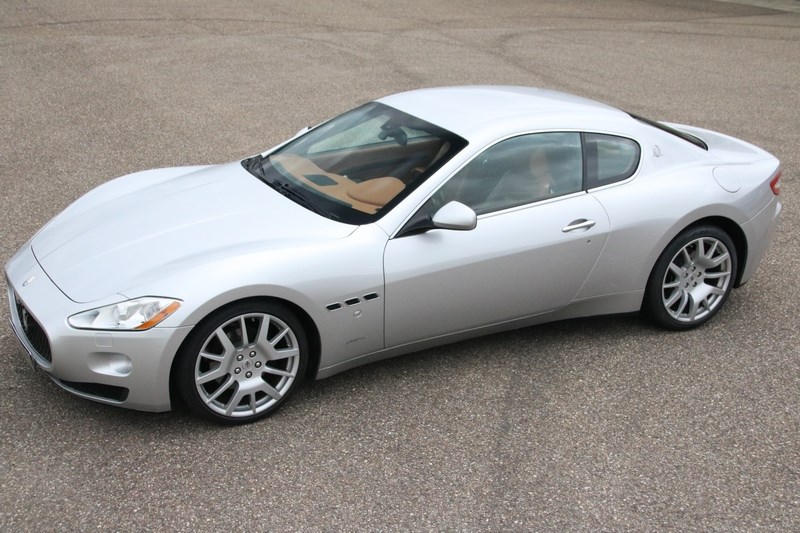 For sale: Maserati Gran Turismo ´08 139,000km €37.950,-
