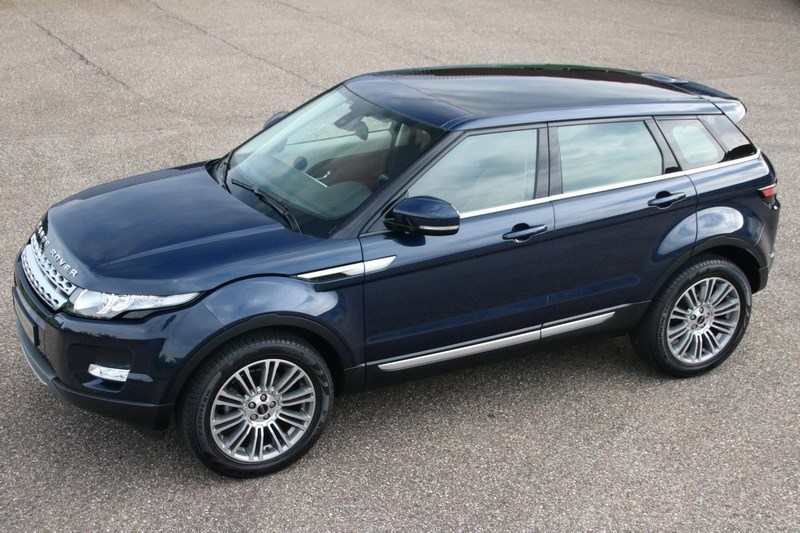 For sale: Range Rover Evoque Prestige '12 57.000km
