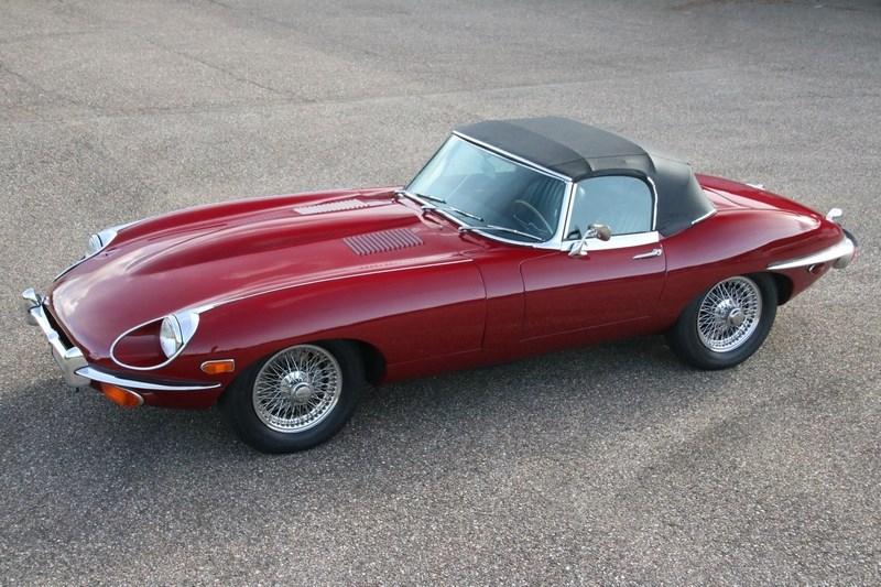 For sale jaguar e type series ii roadster 69 89950 publicscrutiny Gallery