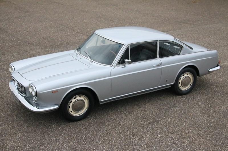 zu verkaufen: lancia flavia coupé 1800 1ste serie '66