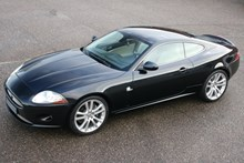 Jaguar XK 4.2 Coupé '08 63.000km