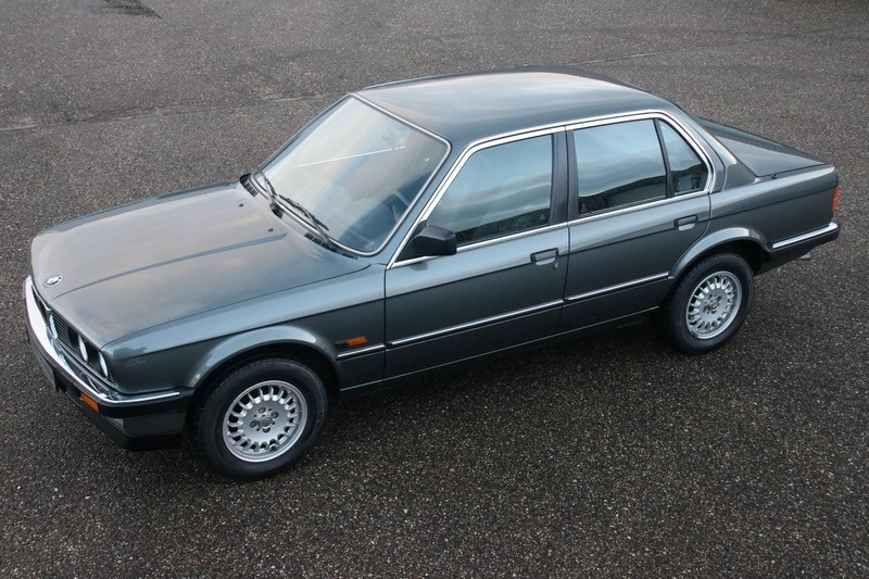 Te koop: BMW 320i Sedan manual '85 77.000km