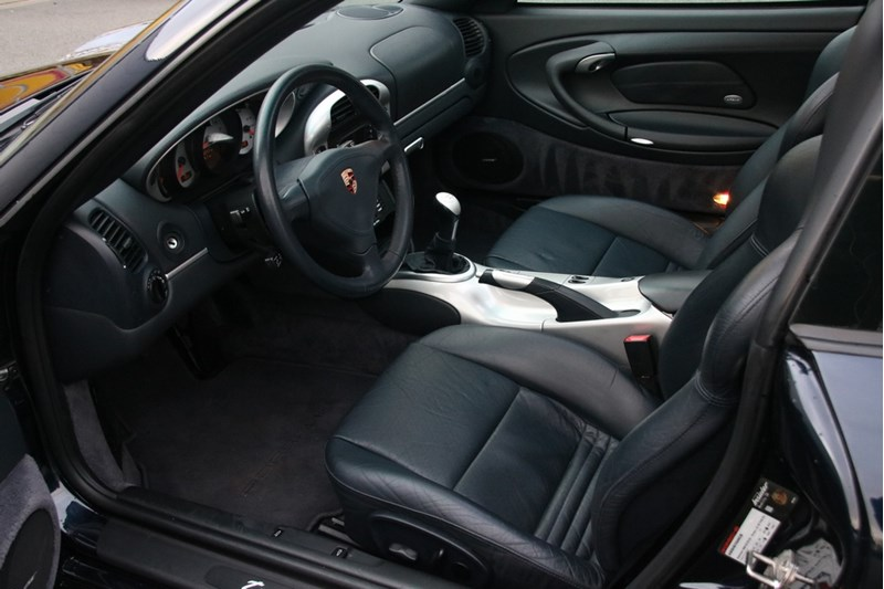 Interieur Porsche 996 Turbo Coupé Manual '02 128.000km