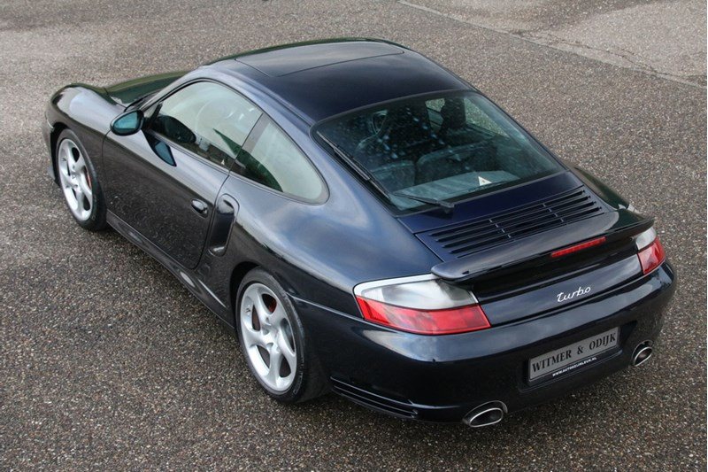 Exterieur Porsche 996 Turbo Coupé Manual '02 128.000km