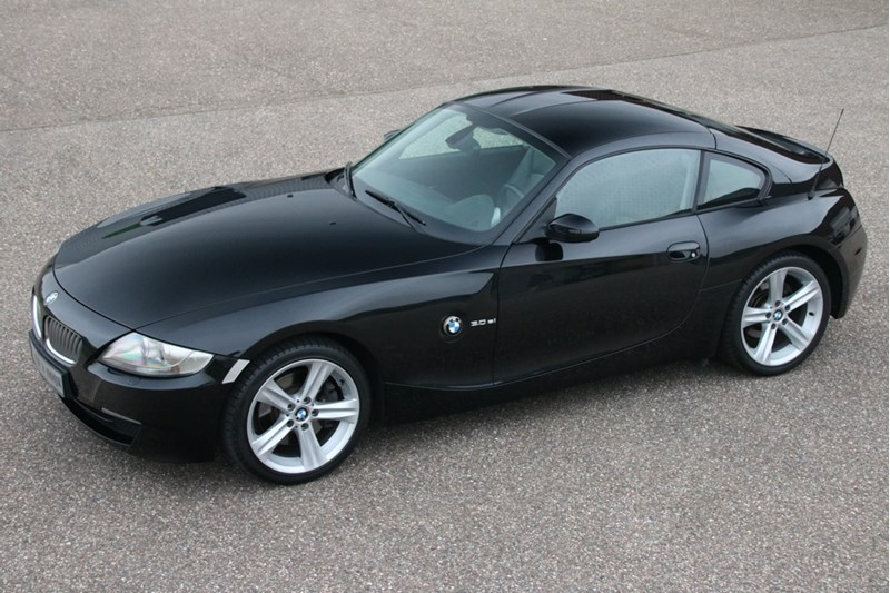 For sale: BMW Z4 3.0Si Coupe Manual '07 93.000km €26.950,-