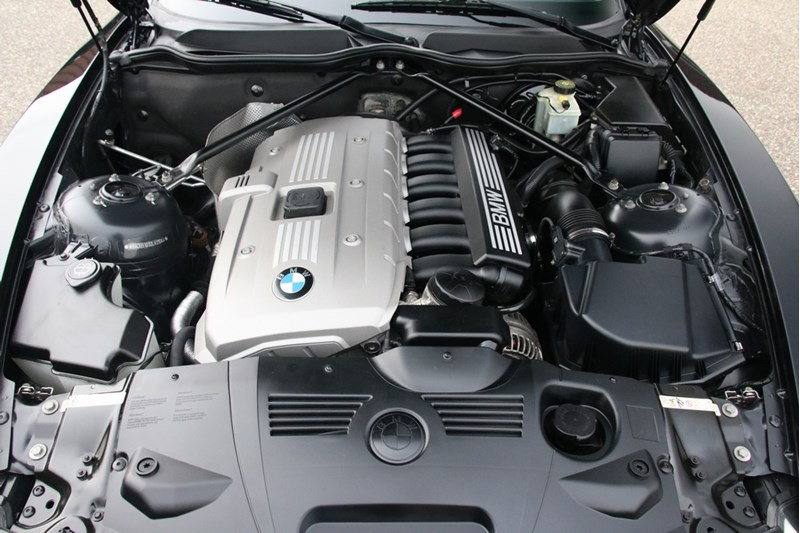 Motor BMW Z4 3.0Si Coupe Manual '07 93.000km