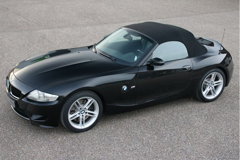 For sale: BMW Z4M Roadster '06 97.000km €39.950,-