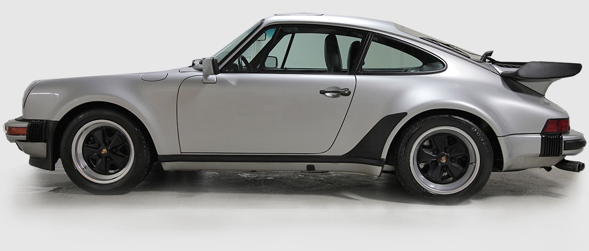 Restauration Porsche 911 3.0 Turbo 1976